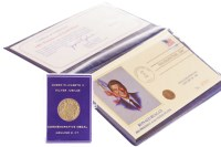 Lot 518-1981 PRESIDENTIAL GOLD PIECE COMMEMORATING THE...