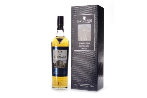 Lot 1023-MACALLAN EDRINGTON 'OUR NEW HOME' Active....