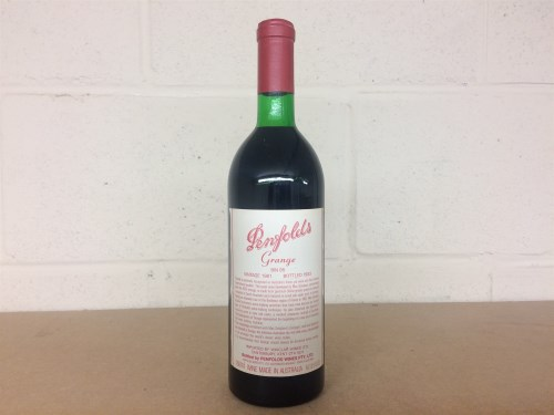 Lot 4-PENFOLDS GRANGE 1981 BIN 95 Magill, South...