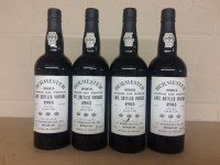 Lot 10-BURMESTER 1985 LATE BOTTLED VINTAGE (4) Oporto,...