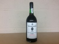 Lot 12-WARRE'S 1984 LATE BOTTLED VINTAGE PORT Oporto,...