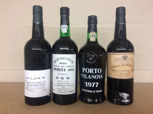 Lot 17-BURMESTER 1985 COLHEITA Oporto, Portugal. 750ml,...