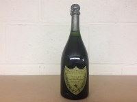 Lot 19-DOM PERIGNON 1970 Champagne Epernay, France. 75cl,...