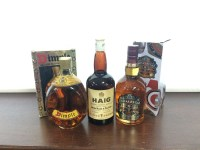 Lot 4-CHIVAS REGAL AGED 12 YEARS Blended Scotch Whisky...