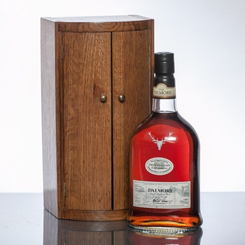 Lot 1350-DALMORE 60 YEARS OLD Single Highland Malt...