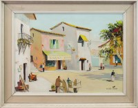 Lot 7-* CHARLES ROBERT DOYLY-JOHN (BRITISH 1906 - 1993),...