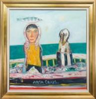 Lot 25-* JOHN BELLANY CBE RA HRSA (SCOTTISH 1942 - 2013),...