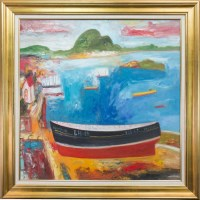 Lot 26-* JOHN BELLANY CBE RA HRSA (SCOTTISH 1942 - 2013),...