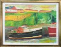 Lot 27-* JOHN BELLANY CBE RA HRSA (SCOTTISH 1942 - 2013),...