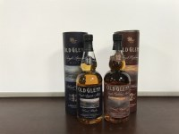 Lot 14-OLD GLENN HIGHLAND 12 YEARS OLD Highland Single...