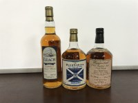 Lot 16-USQUAEBACH 15 YEARS OLD Pure Highland Malt Scotch ...