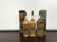 Lot 23-GLENMORANGIE 10 YEARS OLD (3) Active. Tain,...