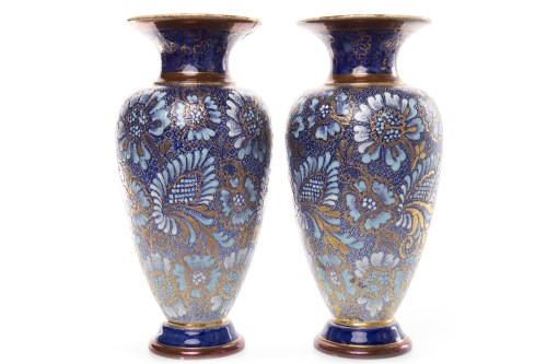 Lot 1243 - PAIR OF EARLY 20TH CENTURY ROYAL DOULTON...