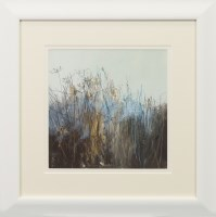 Lot 172-MAY BYRNE, WINTER SKY I; and WINTER SKY II (A...