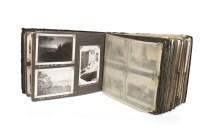 Lot 1633-INTERESTING PHOTOGRAPH ALBUM OF ARGYLL &...