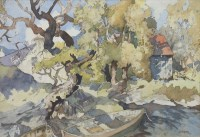 Lot 24-* VIOLET MACNEISH KAY RSW (SCOTTISH 1914-1971),...