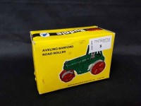 Lot 8-BUDGIE 'AVELING BARFORD ROAD ROLLER' boxed