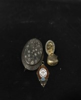 Lot 48-GROUP OF VARIOUS VICTORIAN AND LATER JWELLERY...