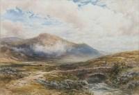Lot 106-JOHN KEELEY RBSA (ENGLISH 1849 - 1930), ANGLER...