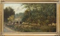 Lot 110-OCTAVIUS THOMAS CLARK (BRITISH 1850 - 1921),...