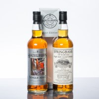 Lot 1212 - SPRINGBANK 10 YEARS OLD - 60th ANNIVERSARY OF...