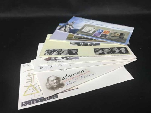 Lot 15-LOT OF FIRST DAY COVERS