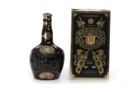 Lot 1009-CHIVAS BROTHERS ROYAL SALUTE LXX 21 YEARS OLD...