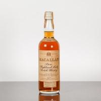 Lot 881 - THE MACALLAN 1946 Pure Highland Malt Whisky,...