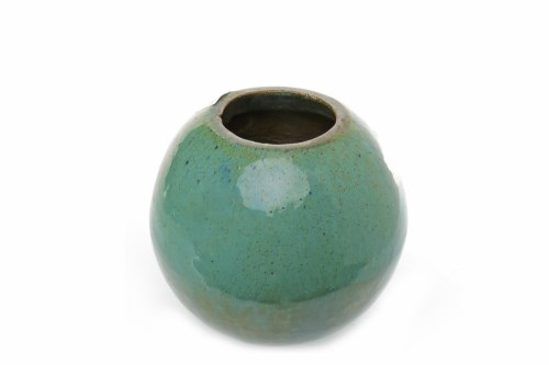 Lot 1016-20TH CENTURY CHINESE MONOCHROME VASE in celadon...