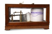 Lot 1402-EARLY TWENTIETH CENTURY FRENCH BAROGRAPH numbered ...
