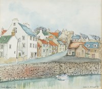 Lot 54-* SHEILA R MCDONALD, CRAIL HARBOUR, FIFE...