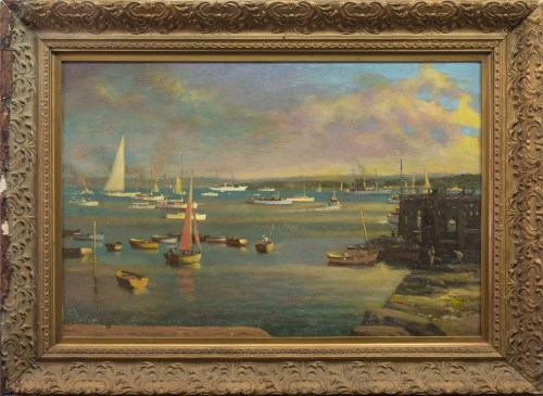 Lot 201-* ROBERT CRAIG WALLACE (SCOTTISH 1886 - 1969),...
