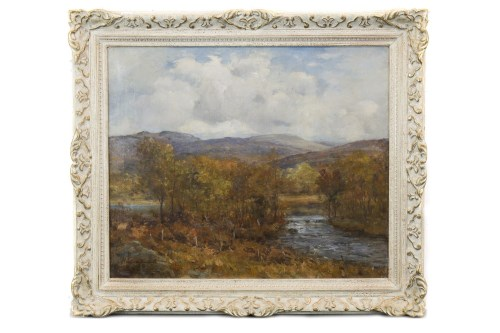 Lot 206-JOSEPH MORRIS HENDERSON RSA (SCOTTISH 1863 -...