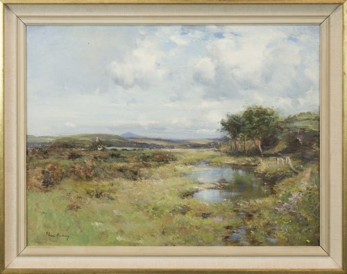 Lot 207-JOSEPH MORRIS HENDERSON RSA (SCOTTISH 1863 -...