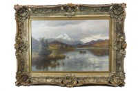 Lot 212-JAMES SCOTT KINNEAR (SCOTTISH 1846 - 1917), BEN...