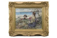 Lot 218-EDWARD ATKINSON HORNEL (1864 - 1933), BRIGHOUSE...