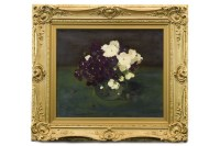 Lot 220-JAMES STUART PARK (SCOTTISH 1862 - 1933), FLORAL...