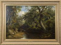 Lot 223-HORATIO MACCULLOCH RSA (SCOTTISH 1805 - 1867),...