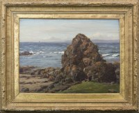 Lot 228-JOHN JAMES BANNATYNE RSW (SCOTTISH 1836 - 1911),...