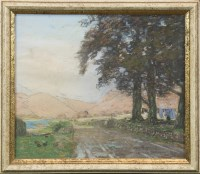 Lot 234-* GEORGE HOUSTON RSA RSW (SCOTTISH 1869 - 1947),...