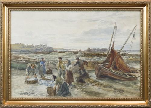 Lot 256-ALEXANDER BALLINGALL (SCOTTISH 1850 - 1910),...