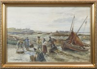 Lot 256-ALEXANDER BALLINGALL (SCOTTISH 1850 - 1910),...