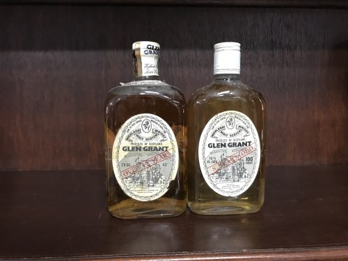 Lot 8-GLEN GRANT AGED OVER 12 YEARS Active. Rothes,...
