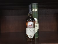 Lot 19-GLEN GARIOCH AGED 15 YEARS - OLD STYLE Active....