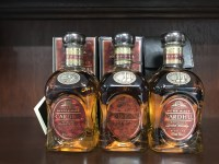 Lot 20-CARDHU PURE MALT AGED 12 YEARS (2) Blended...