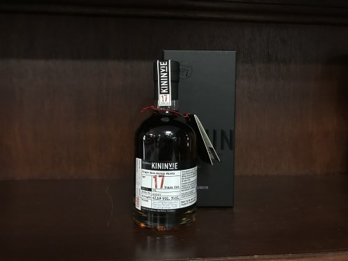 Lot 21-KININVIE 1996 AGED 17 YEARS BATCH #1 Active....
