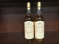 Lot 23-AULTMORE 1989 TREASURES FROM SCOTLAND...