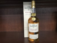 Lot 25-GLENLIVET NADURRA AGED 16 YEARS - ONE LITRE...