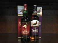 Lot 41-FAMOUS GROUSE AGED 18 YEARS Blended Malt Scotch...