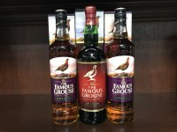 Lot 42-FAMOUS GROUSE AGED 18 YEARS Blended Malt Scotch...